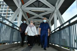 Sky Bridge project with a 'dead end' to resolve in six months