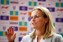Soccer-England Women manager Wiegman hoping for home Euro success next year