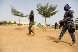 Nigeria's Katsina state shuts some communications as bandit battle widens