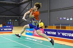 Misbun's charges Justin and Siti set to make Finals