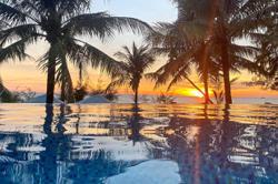 Resort island set to reopen