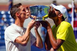 Tennis-Ram and Salisbury pick up U.S. Open men's doubles title
