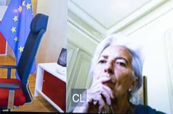 ECB to slow crisis stimulus pace, says Lagarde