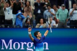 Tennis-One last hurdle for Djokovic to complete calendar Grand Slam