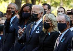 Obama, Queen Elizabeth, U.S. senators remember 9/11
