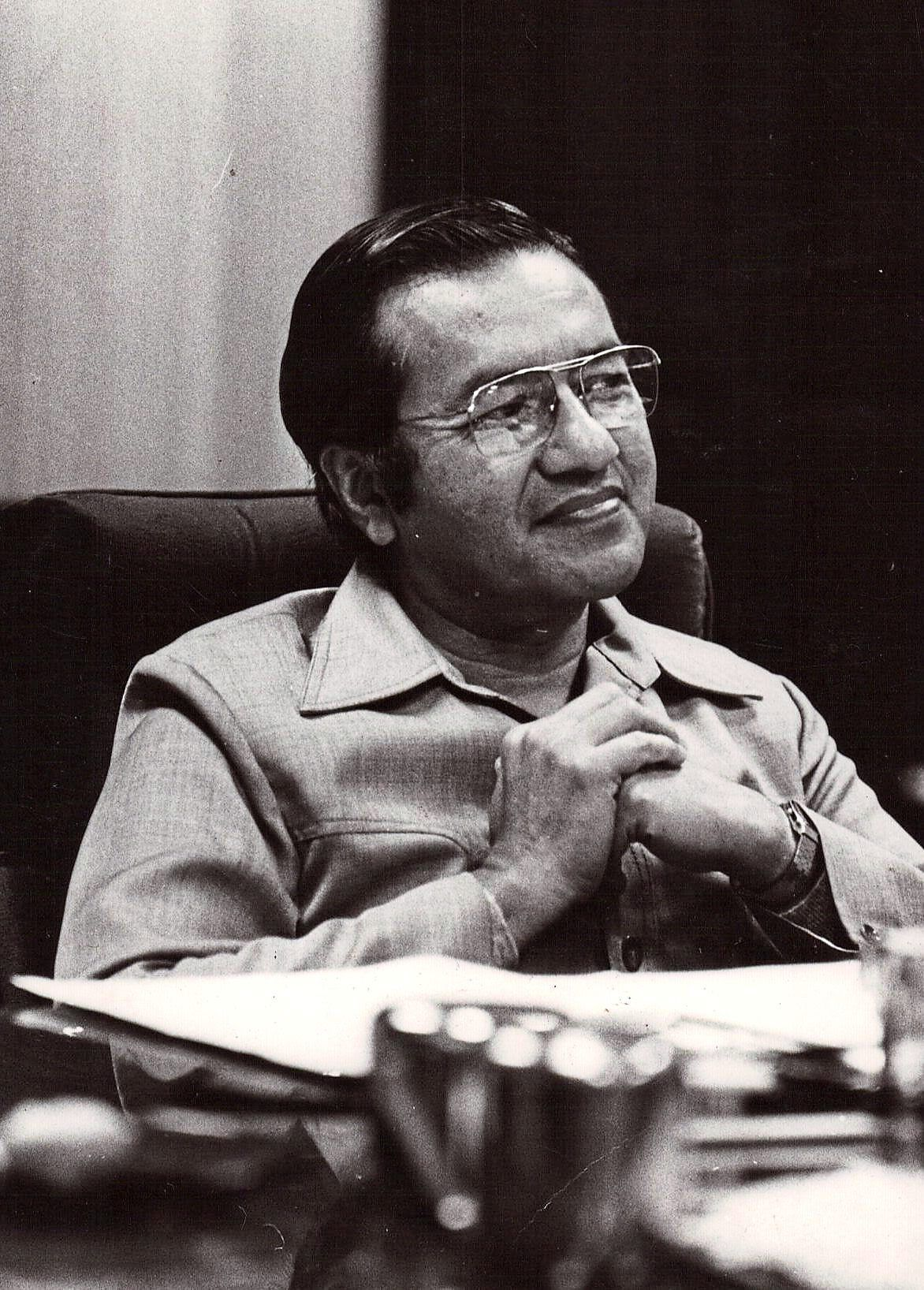 The 1981 Guthrie Dawn Raid took place only months after Tun Dr Mahathir Mohamad became prime minister.