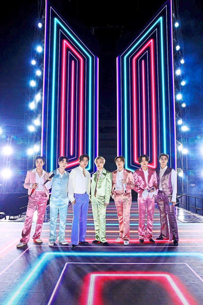 Young people in the world like BTS, not because it is from Korea, but because its songs and dances have universal appeal. — AFP
