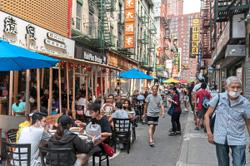 Chinatown never recovered after 9/11 attacks