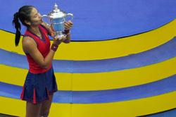Factbox-Tennis-'Remarkable achievement': Reactions to Raducanu winning U.S. Open