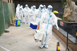 China sends health team to Fujian Province after Covid-19 cases - fears of new outbreak after 20 confirmed local cases