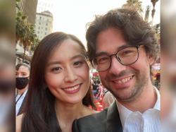 Actress Fala Chen's husband 'jealous' of actor Tony Leung in 'Shang-Chi'