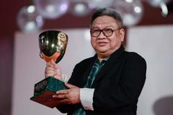 Philippines John Arcilla wins best actor at prestigious Venice Film Festival