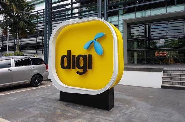 Digi logo bldg
