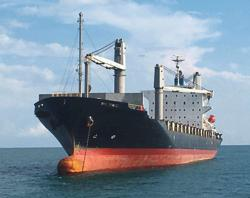 Two foreign vessels detained for illegal anchoring