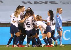 Soccer-Spurs upset Man City in controversial Women's Super League win