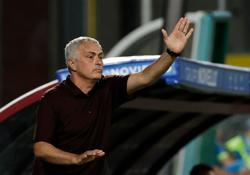 Soccer-I wanted to remember 1000th game forever, says jubilant Mourinho