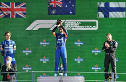 Motor racing-Team by team analysis of the Italian Grand Prix
