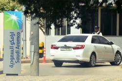 Saudi Aramco splits gas business