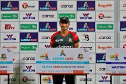 Cricket-'Winning mentality' will help Bangladesh at T20 World Cup