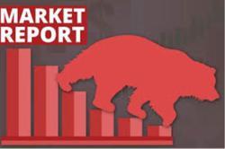 FBM KLCI continues to slip, glove stocks under pressure