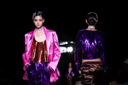 Pantone unveils Spring/Summer 2022 colours, as seen at New York Fashion Week