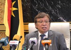 Sustainable development a priority for Sarawak, says CM