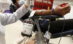 Vaccinated persons may donate blood a week after being jabbed, says National Blood Centre