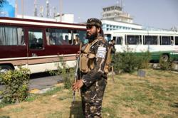 Pakistan commercial passenger flight takes off from Kabul - reuters witness