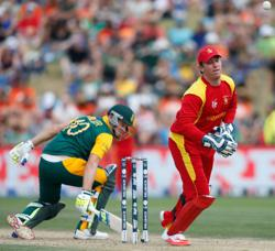 Cricket-Zimbabwe's Taylor retiring from internationals
