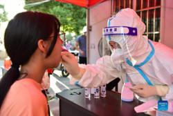 Virus-hit county in China's Fujian province to conduct mass testing