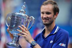 Tennis - Medvedev, Tsitsipas book ATP Finals spots