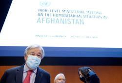Afghans face 'their most perilous hour', warns U.N. boss