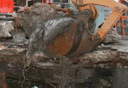 Bulldozer operator feared killed in Bau quarry mishap