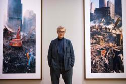 Acclaimed filmmaker Wim Wenders showcases haunting 9/11 photographs in London