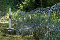 Lithuania to fence first 110 km of Belarus border by April