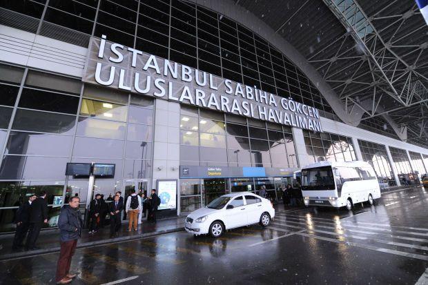 MAHB Istanbul Sabina Gocen airport
