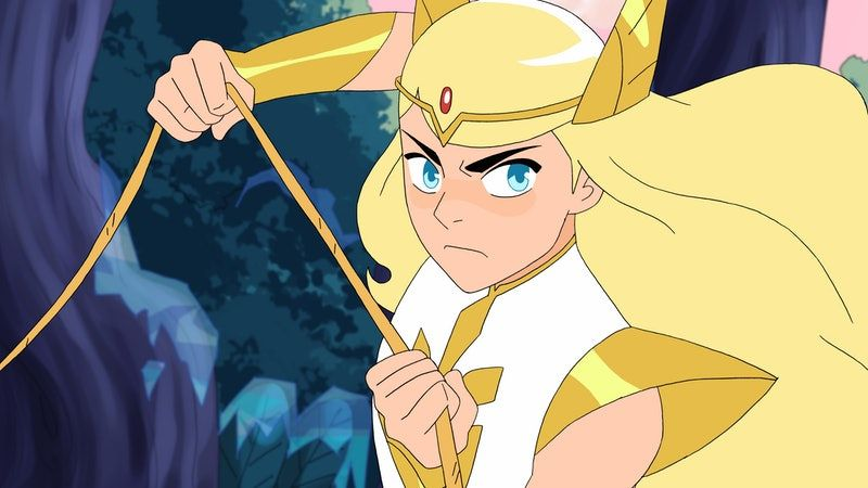The newer 'She-Ra And The Princesses Of Power' ran for five seasons. Photo: Handout