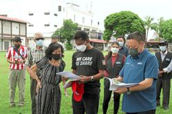 More join in protest against carpark project in Klang