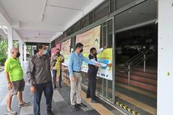 Stricter SOP for market's reopening after second bout of Covid-19