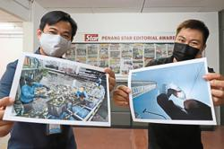 Two photographers from The Star win green awards