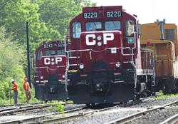 Kansas City Southern to accept CP Rail offer