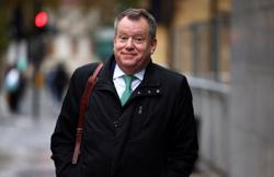 Britain's Frost says EU must move on Northern Irish deal