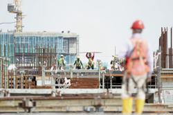 Strong rebound in construction seen