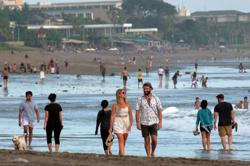 Indonesia eases Covid-19 restrictions in Bali, borders to be tightened