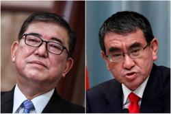 Japan LDP's strongman Ishiba expected to back Kono in leadership race