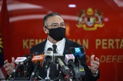 Hishammuddin to liaise with Wisma Putra over Japanese terrorism notice