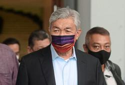 Lawyer urges court to acquit Zahid, says charges are politically motivated
