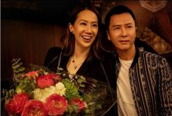 Donnie Yen credits success to his lucky star, wife of 18 years Cissy Wang