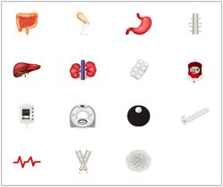 US doctor wants more anatomically correct organ emojis