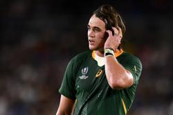 Rugby-Boks have been here before, says lock Mostert